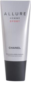 Chanel Allure Homme Sport balzám po holení pro muže 100 ml