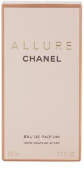 Chanel Allure eau de parfum pour femme 50 ml