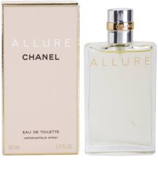 Chanel Allure Eau de Toilette para mulheres 50 ml