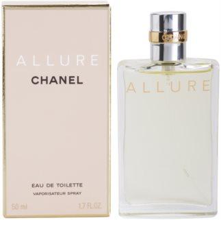 Chanel Allure toaletna voda za ženske 50 ml