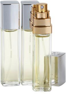 Chanel Allure eau de toilette nőknek 45 ml (1x utántölthető + 2x utántöltő)