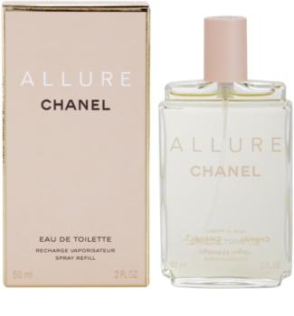 fe50f9088 Chanel Allure, eau de toilette pour femme 60 ml recharge | notino.be
