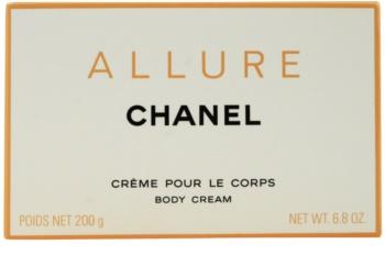 Chanel Allure krem do ciała dla kobiet 200 g