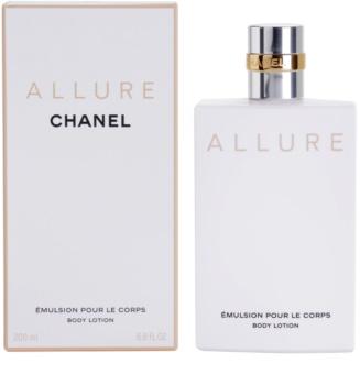 Chanel Allure lapte de corp pentru femei 200 ml