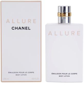 Chanel Allure losjon za telo za ženske