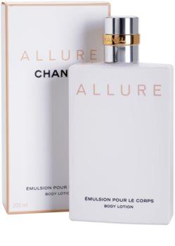 Chanel Allure telové mlieko pre ženy 200 ml