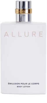 Chanel Allure tělové mléko pro ženy 200 ml