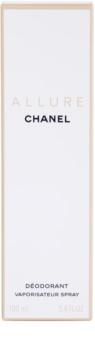 Chanel Allure deospray pro ženy 100 ml