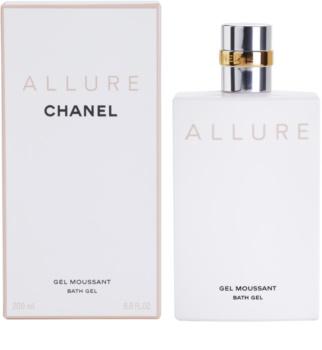 Chanel Allure gel za prhanje za ženske 200 ml