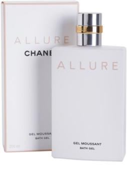 Chanel Allure gel de dus pentru femei 200 ml