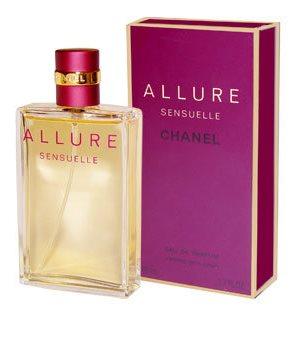 Chanel Allure Sensuelle eau de parfum nőknek 100 ml