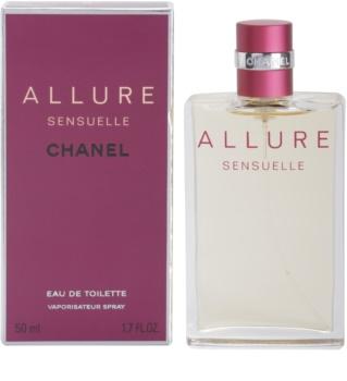 Chanel Allure Sensuelle Eau De Toilette Pour Femme 50 Ml Notinobe