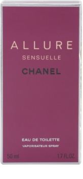 Chanel Allure Sensuelle Eau de Toilette for Women 50 ml