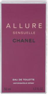 Chanel Allure Sensuelle toaletní voda pro ženy 50 ml