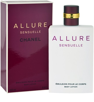 Chanel Allure Sensuelle Bodylotion  voor Vrouwen  200 ml