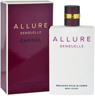 Chanel Allure Sensuelle mleczko do ciała dla kobiet 200 ml