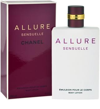 Chanel Allure Sensuelle telové mlieko pre ženy