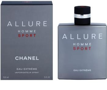 Chanel Allure Homme Sport Eau Extreme eau de parfum férfiaknak 150 ml