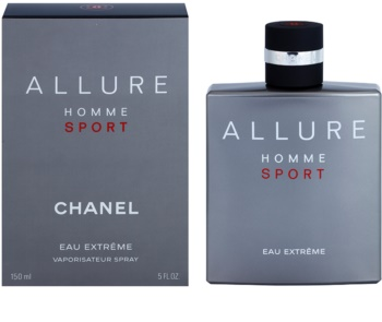 Chanel Allure Homme Sport Eau Extreme, Eau de Parfum for Men 150 ml ... 01db0badb63