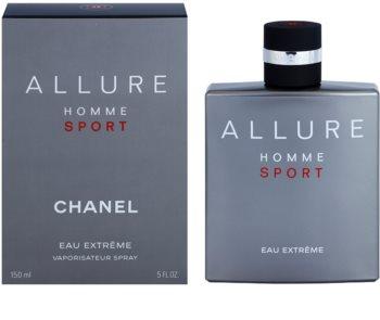 4eaccdfa1 Chanel Allure Homme Sport Eau Extreme eau de parfum para homens 150 ml