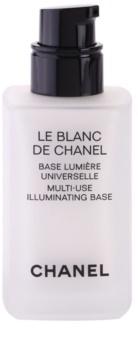 Chanel Le Blanc de Chanel baza pentru machiaj