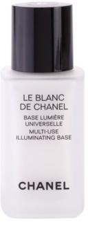 Chanel Le Blanc de Chanel podlaga