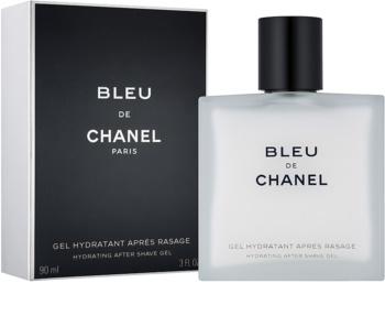 Chanel Bleu de Chanel borotválkozás utáni gél férfiaknak 90 ml