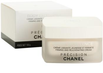 Chanel Précision Body Excellence crema corporal alisadora