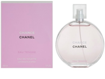 Chanel Chance Eau Tendre eau de toilette para mujer 150 ml