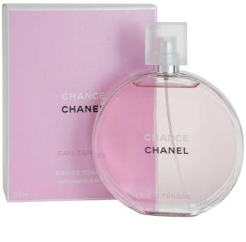 Chanel Chance Eau Tendre Eau de Toilette voor Vrouwen  150 ml