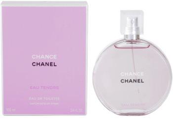 9835b3361c2 Chanel Chance Eau Tendre Eau de Toilette for Women 100 ml