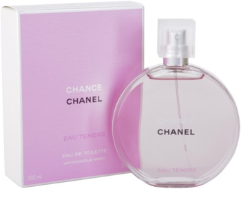 chanel chance eau tendre eau de toilette voor vrouwen 100 ml. Black Bedroom Furniture Sets. Home Design Ideas