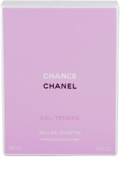 Chanel Chance Eau Tendre Eau de Toilette for Women 100 ml