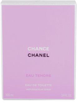 Chanel Chance Eau Tendre Eau de Toilette voor Vrouwen  100 ml