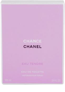 Chanel Chance Eau Tendre toaletná voda pre ženy 100 ml