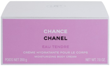 Chanel Chance Eau Tendre crema corporal para mujer 200 g