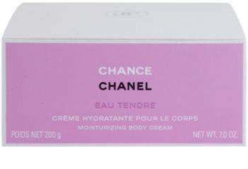 Chanel Chance Eau Tendre crème corps pour femme 200 g