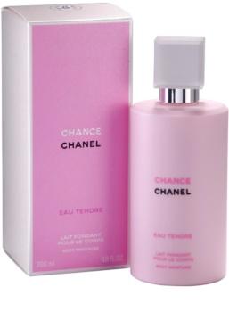 Chanel Chance Eau Tendre latte corpo per donna 200 ml