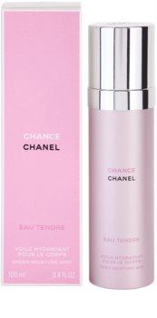 Chanel Chance Eau Tendre telový sprej pre ženy 100 ml