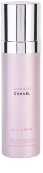 Chanel Chance Eau Tendre tělový sprej pro ženy 100 ml