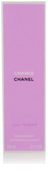 Chanel Chance Eau Tendre deo sprej za ženske 100 ml