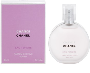 1fdf3363622905 Chanel Chance Eau Tendre, parfum pour cheveux pour femme 35 ml ...
