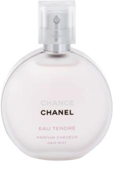 Chanel Chance Eau Tendre spray parfumat pentru par pentru femei 35 ml