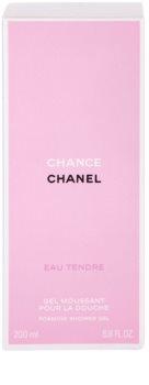 Chanel Chance Eau Tendre sprchový gél pre ženy 200 ml