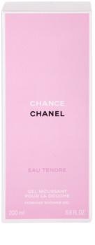 Chanel Chance Eau Tendre sprchový gel pro ženy 200 ml
