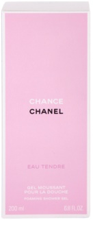 Chanel Chance Eau Tendre tusfürdő nőknek 200 ml