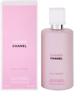 Chanel Chance Eau Tendre tusfürdő gél hölgyeknek 200 ml