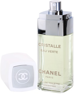 Chanel Cristalle Eau Verte Concentrée toaletna voda za ženske 100 ml