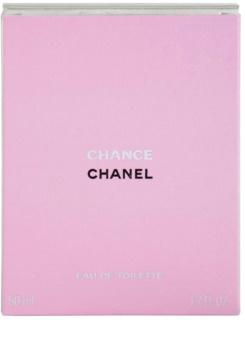 Chanel Chance woda toaletowa dla kobiet 50 ml bez atomizera