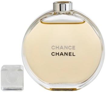 Chanel Chance eau de toilette pour femme 50 ml sans vaporisateur